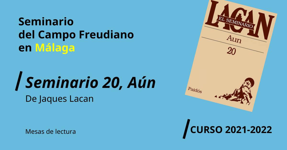 Seminario del Campo Freudiano en Málaga, formación continuada en clínica psicoanalítica