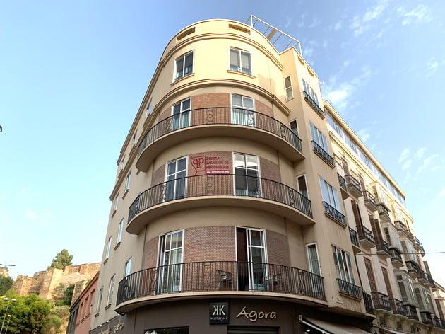 Sede del Seminario del Campo Freudiano en Málaga