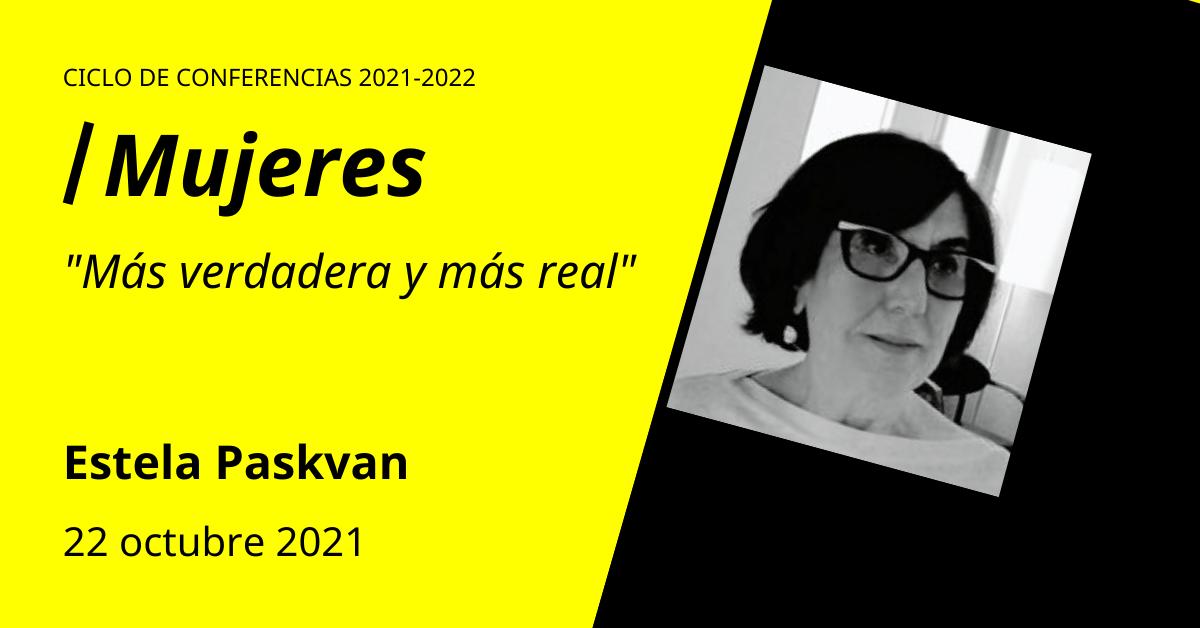 Estela Pavskan Conferencias en torno al psicoanálisis de orientación lacaniana